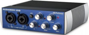 PreSonus AudioBox USB + Studio ONE 2