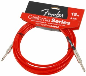 Fender California kabel gitarowy 4,5m