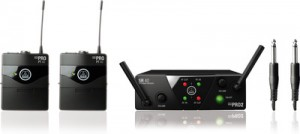 AKG WMS 40 Pro Dual Instrumental Set Mini 2