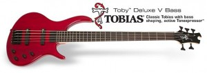 Epiphone TOBY DELUXE V TR