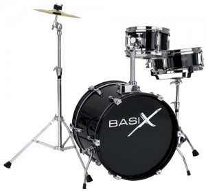 Basix Drum-Set Seria Junior Komplet+