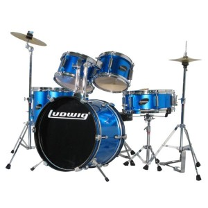LUDWIG JUNIOR LJR1062 BLUE