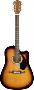 FENDER FA-125 DREADNOUGHT SB
