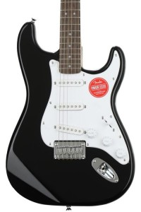 Squier Bullet Stratocaster HT BLK