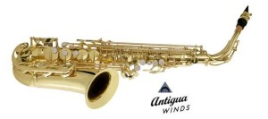 ANTIGUA® AS 2150 LQ - saksofon altowy