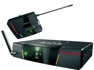 AKG WMS 40 PRO Instrumental Set SINGLE