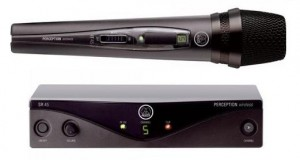 AKG WMS 45 Perception Wireless Vocal Set