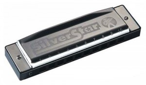 Hohner Silver Star C-DUR